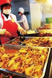 上海高校十大美食排行榜新鲜出炉