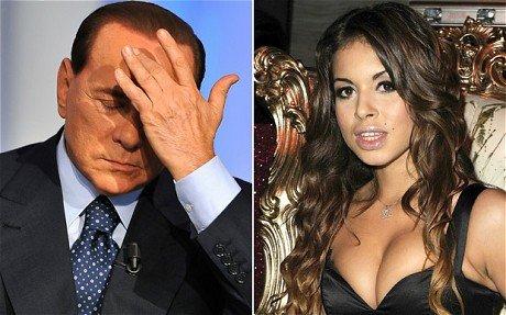 贝卢斯科尼性丑闻层出不穷 被指是意大利耻辱