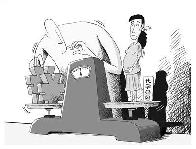 武汉代孕妈妈曝内幕:胎儿体重和报酬挂钩