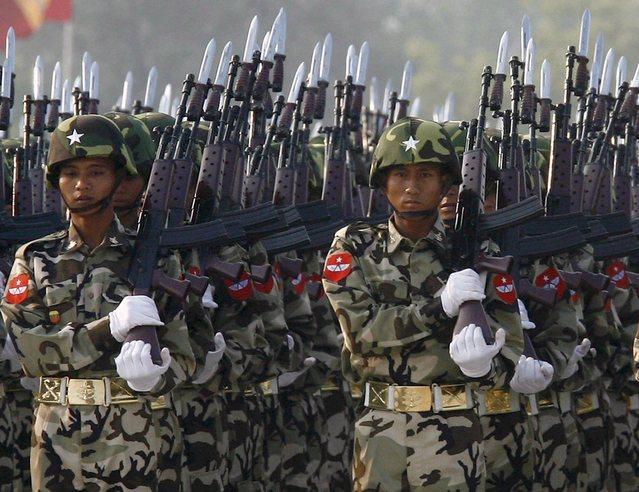 缅甸政府成立专门机构,落实若开邦问题建议