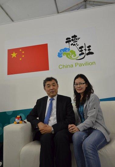 李俊峰:为国家应对气候变化提供智慧支持