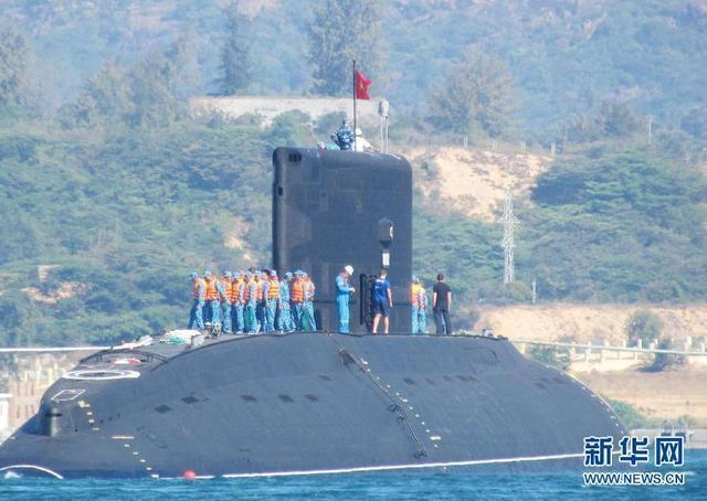 俄越签署协议 大幅简化俄舰停靠金兰湾手续