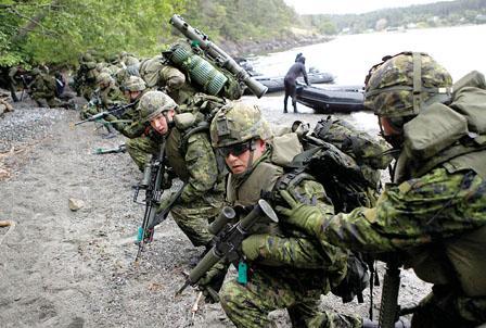 加拿大军队被曝丑闻:近千名士兵遭性侵 实施者多为上级