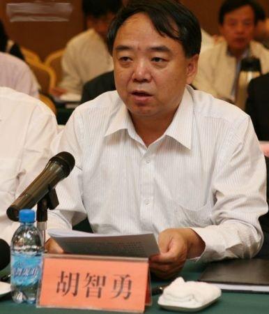 河南投资集团有限公司董事长胡智勇(资料图)