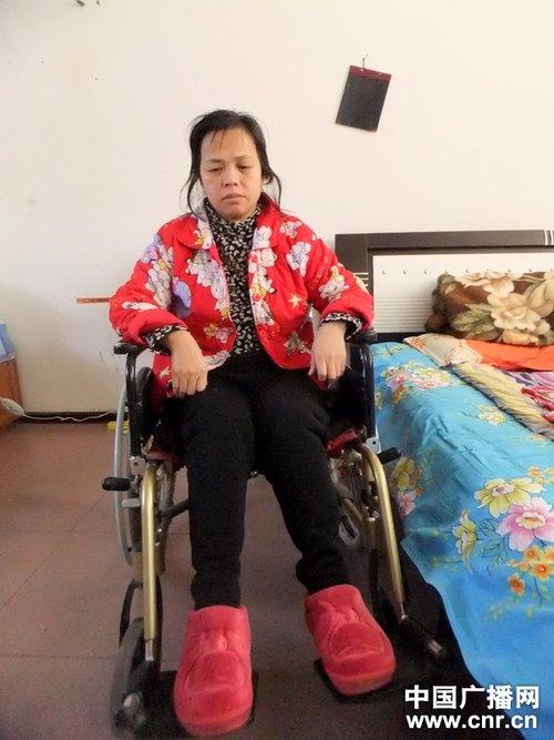 上访妇女被关太平间三年 双腿在看守所被打坏