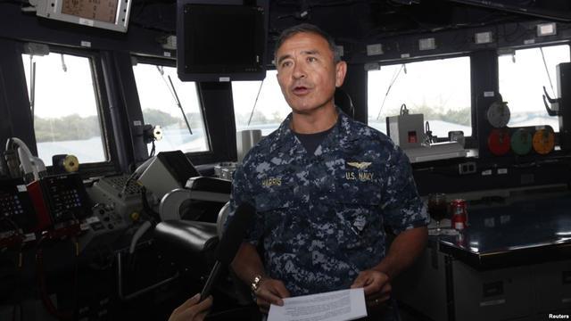 美国太平洋司令到访菲律宾 菲媒称或为商定减少军演