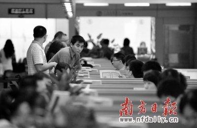 广东顺德批准行政服务中心可行使审批监督权
