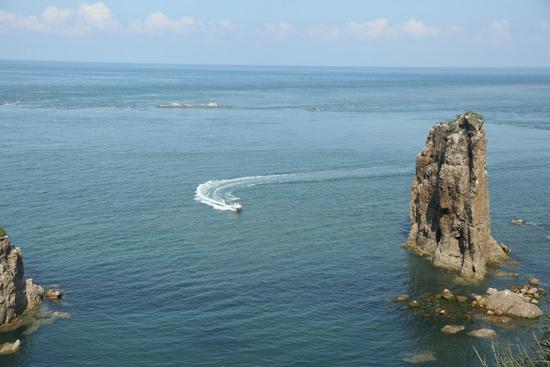 """山东好运角""""中国大陆最美海岸线"""" 主题旅游开启"""