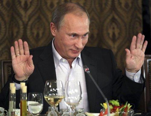 普京称赞贝卢斯科尼是欧洲最伟大领导人之一