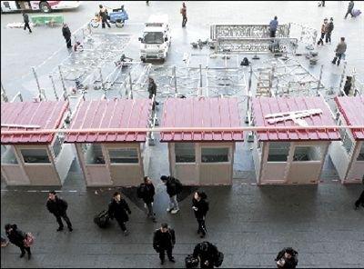 北京铁路部门称窗口实名购票扩充到32种