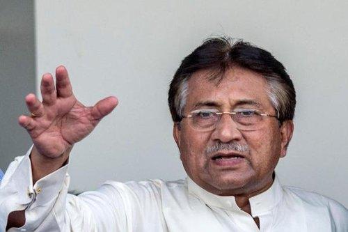 巴基斯坦前总统穆沙拉夫被诉谋杀前女总理贝布托