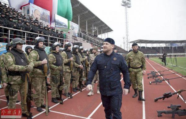 美军遭嫌弃 俄车臣特种兵将接受美国私教培训