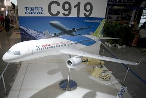 中航上电所承担C919关键系统 掌握设计主导权