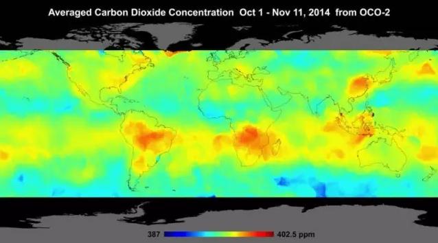 """中国发射首颗""""碳卫星"""",有何作用如何进行监测"""