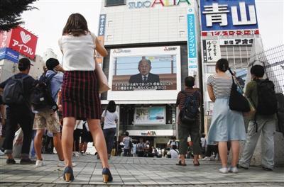 """日本天皇""""暗示""""欲生前退位 或将修改继承法律"""