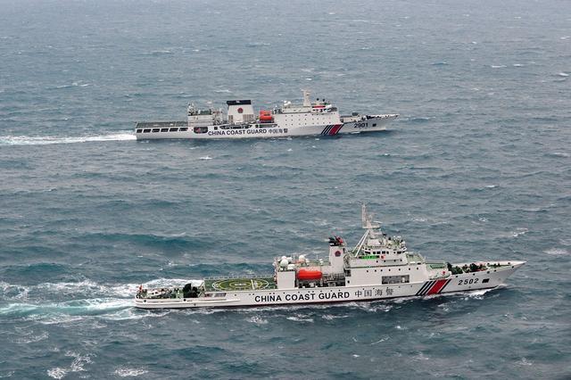 中菲将建联合海警委员会 有助打击毒品走私和海上犯罪
