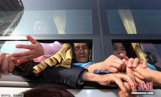 韩媒:韩朝离散家属团聚活动或于10月中旬举行