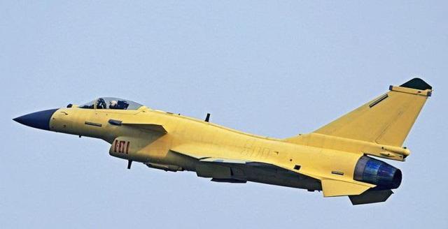 国产涡扇发动机获长足进展:歼10C首配FWS-10B