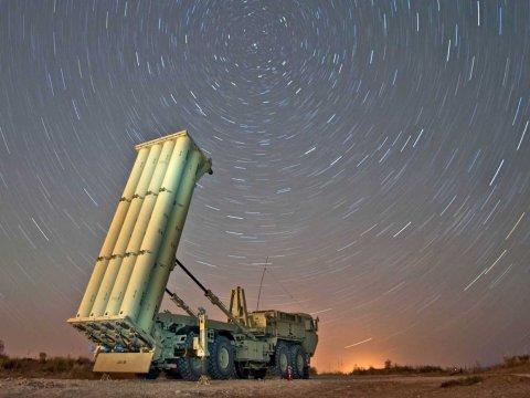韩防长:若中俄部署导弹攻击萨德 韩必须出手进行拦截