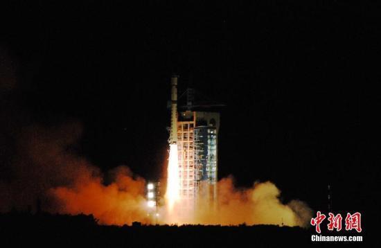 中国计划在4月发射首颗高通量通信卫星
