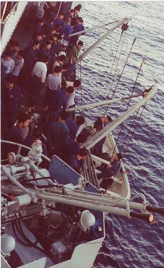 陈伟文将军回忆南沙海战:中国一定要有航母