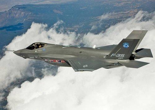 美国计划向印度提供F-35战机技术应对中国挑战