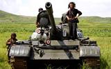朝鲜105坦克师举行军演