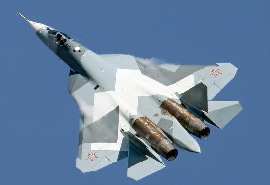 俄专家:T50能否与美F-22竞争关键看新型发动机