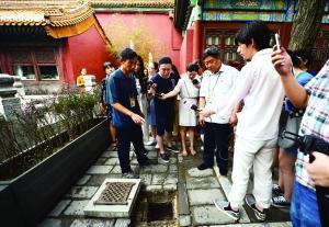 暴雨后故宫为何无明显积水?故宫博物院院长揭秘