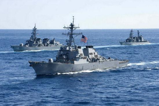 外媒:中国警告美国不要在南海问题上冲撞底线