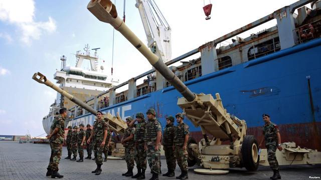 """黎巴嫩军队收复""""伊斯兰国""""所占领土三分之一"""