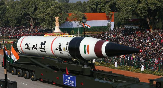 印度完成双层反导系统测试 印媒欢呼妄称将领先中国