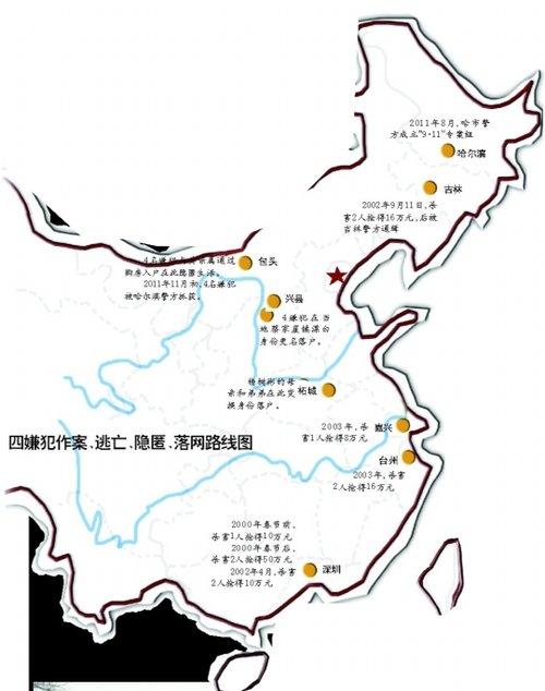 哈哈尔滨杀人零碎尸团弄伙的什年包环案中案