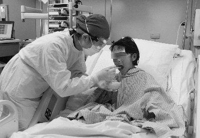 北京禽流感患儿母亲身体不适已送医检查