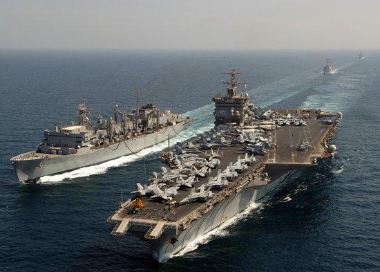 印度解密第三次印巴战争:美曾派航母瞄准印军