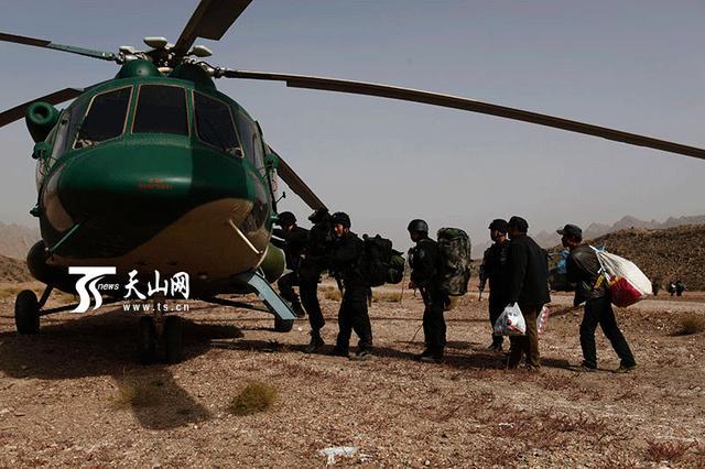 新疆打掉一境外组织指挥暴恐团伙 歼灭全部暴徒