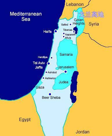 清点:五次中东方战斗