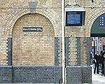 伦敦国王十字火车站