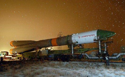 俄罗斯进步M-12M飞船发射失败 本周内连续两次