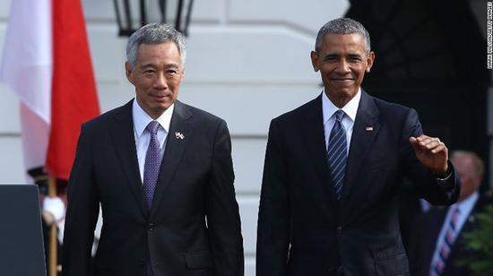 新加坡为何在南海问题上站在美国一边 对中国施压