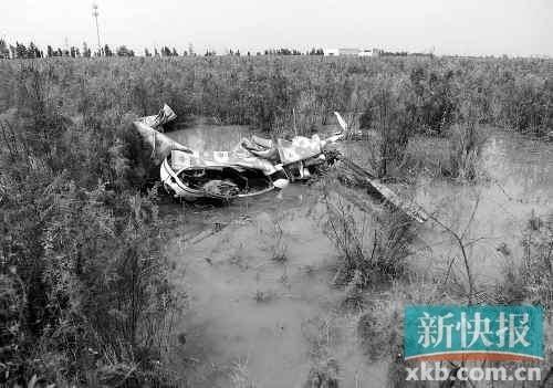 广州直升机坠毁续:遇难女学员已获飞行驾照