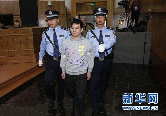 湄公河中国船员遇害案宣判 主犯糯康被判死刑
