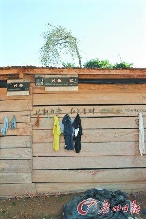 加纳中国淘金者生存现状:躲深山怕遭劫被抓(图)