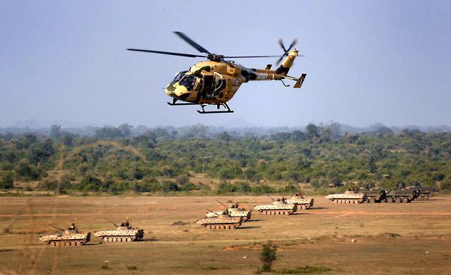 印陆军总长警告巴:印度希望边界和平但绝不示弱