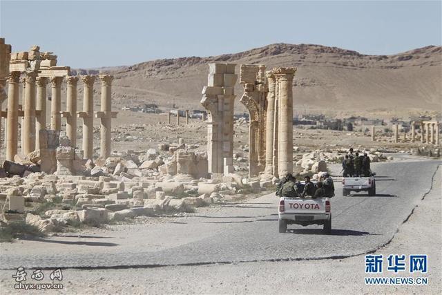 IS夺回叙利亚重镇巴尔米拉 俄方责备确是美国开火所致