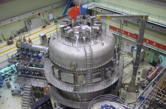 中国可控核聚变实验获突破 等离子体放电102秒