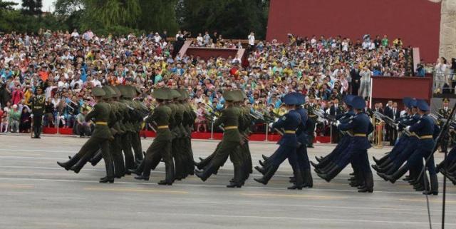 媒体:中国邀请51国出席阅兵 只有日菲不来