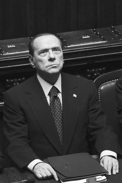 意大利将告别贝卢斯科尼时代 已盘踞政坛17年