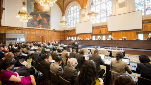 外交部回应南海仲裁案:美国没有资格说三道四