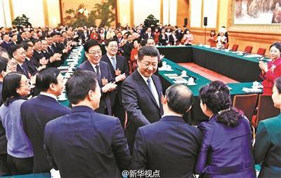 习近平:推进供给侧改革是一场硬仗